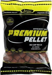 Pellet LORPIO Carp Red 20mm 0,7kg