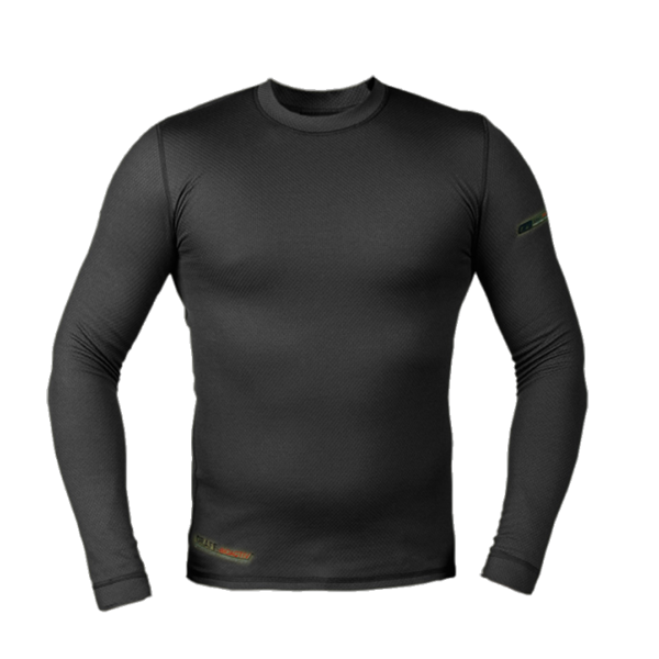 7c7d97c89d543a Koszulka termoaktywna GRAFF 901-1 czarna M XL - Sklep wędkarski Barduta